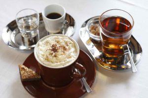 Cappuccino - Earl Grey